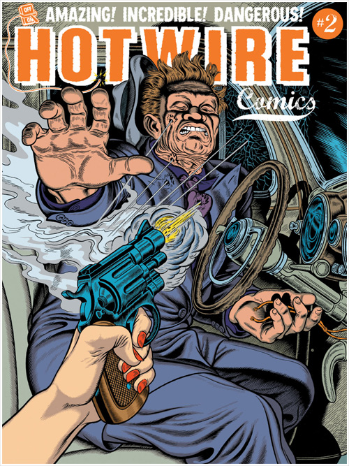 Hotwire #2 cover