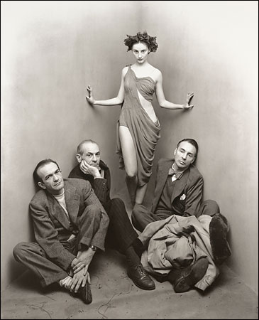 Irving Penn, Ballet Society, 1948