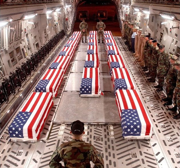 Dead Soldiers