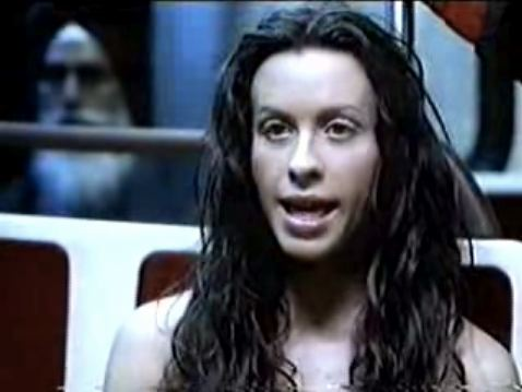 Alanis Morissette Gives Thanks