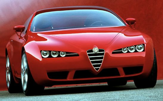 Totally tight: Alfa Romeo Brera