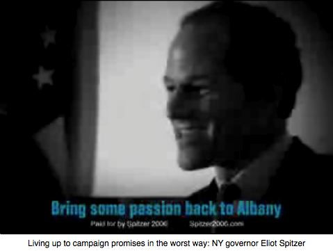 The Spitzer Ad