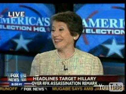 Liz Trotta calls for Obama to be Killed