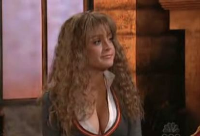 Advise you Lindsay lohan academy boob theme