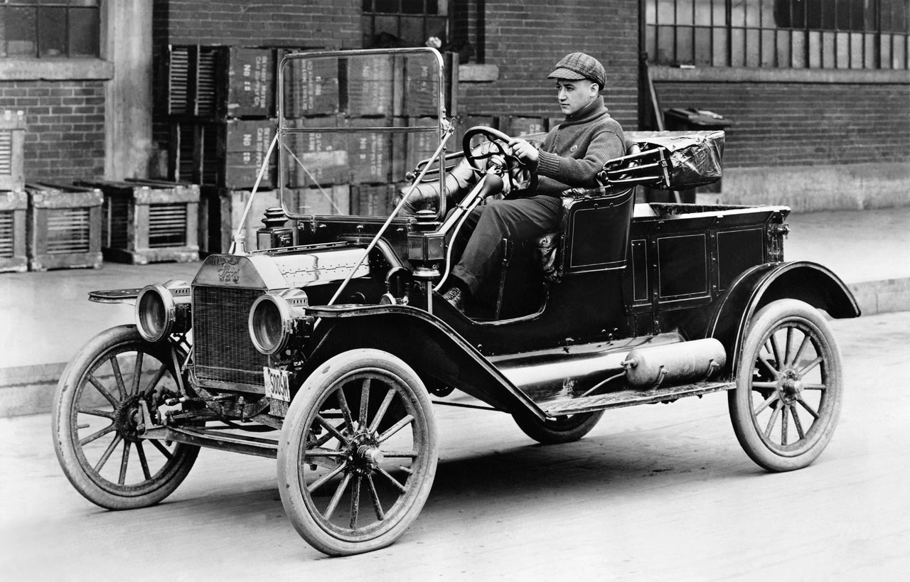 Henry Ford - The Industrial Revolution