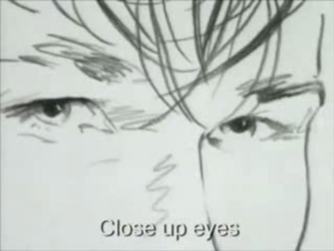 """You'll be hypnotized in a minute."""