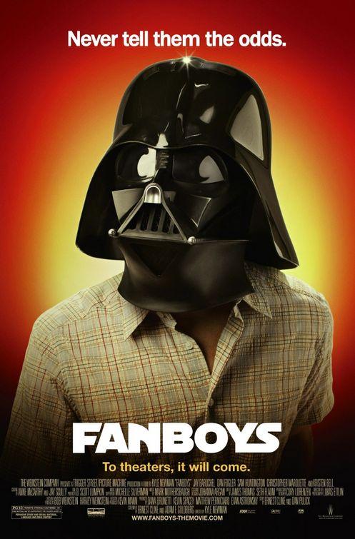 Fanboys teaser one-sheet