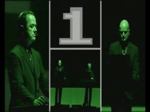 "Kraftwerk, ""Numbers,"" from their Minimum-Maximum DVD"