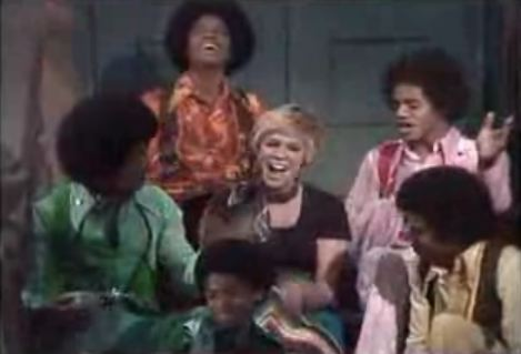 Jackson 5 with Vicki Lawrence, The Carol Burnett Show