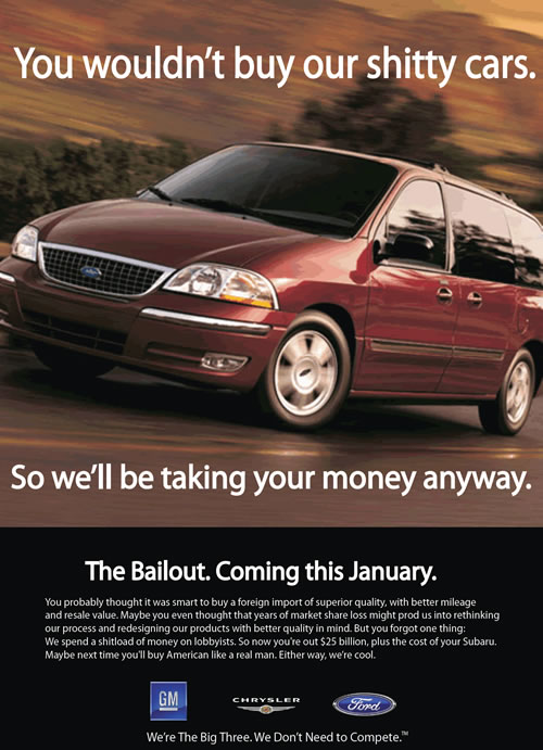 Fake car ad…or is it real?