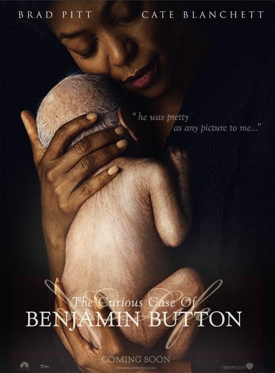 Benjamin Button fantasy poster