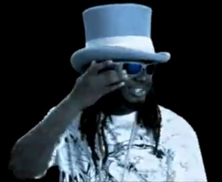 "T-Pain, ""Chopped and Screwed"" video"