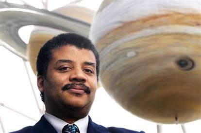 Hayden Planetarium head Dr. Neil deGrasse Tyson