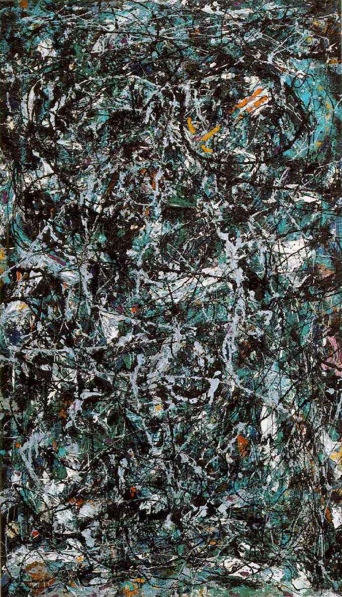 Jackson Pollock's Full Fathom Five, 1947
