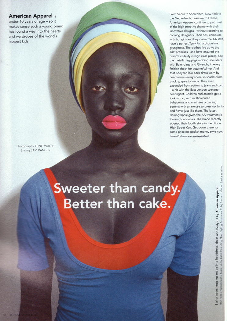 i-D Magazine goes all out
