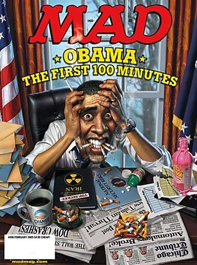 Barack MAD First 100 Days