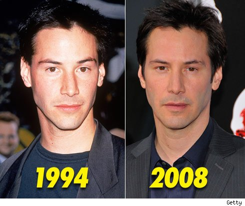 Whoa: Why is it, as TMZ reported last year, that actor Keanu Reeves, above, ...
